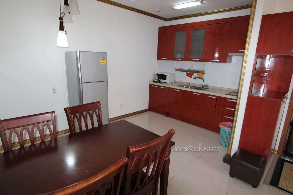 Modern 2 Bedroom Apartment in the Heart of Phnom Penh