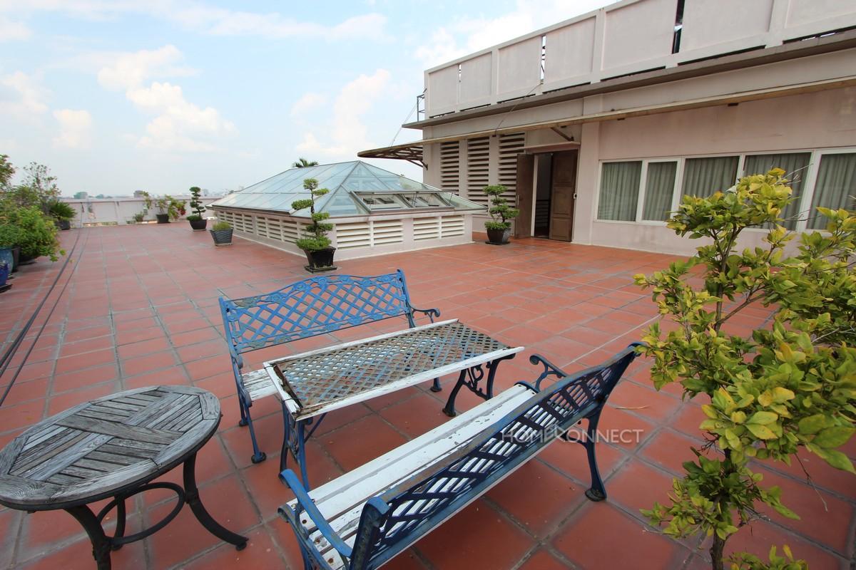 accommodation in phnom penh
