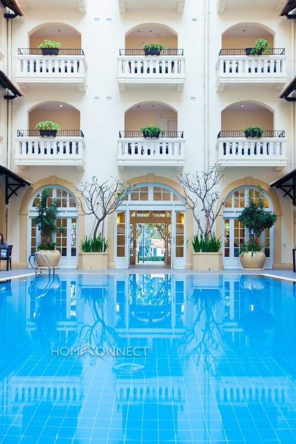 Luxury 3 bedroom penthouse in Wat Phnom