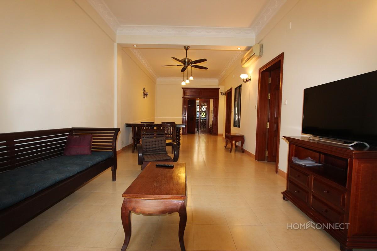 Central 2 Bedroom Apartment in BKK1   Phnom Penh