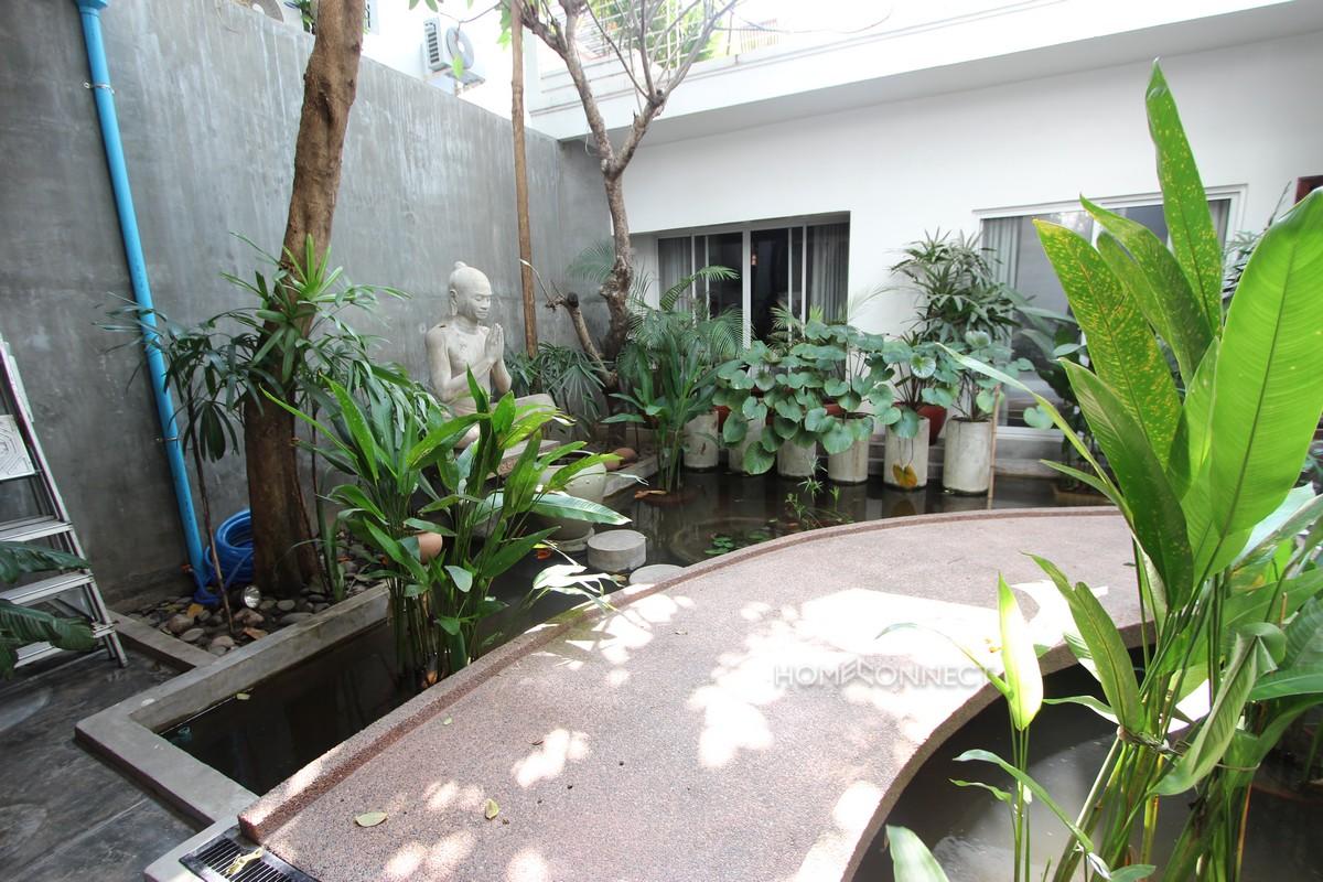 Central Short Term Studio in BKK1 | Phnom Penh