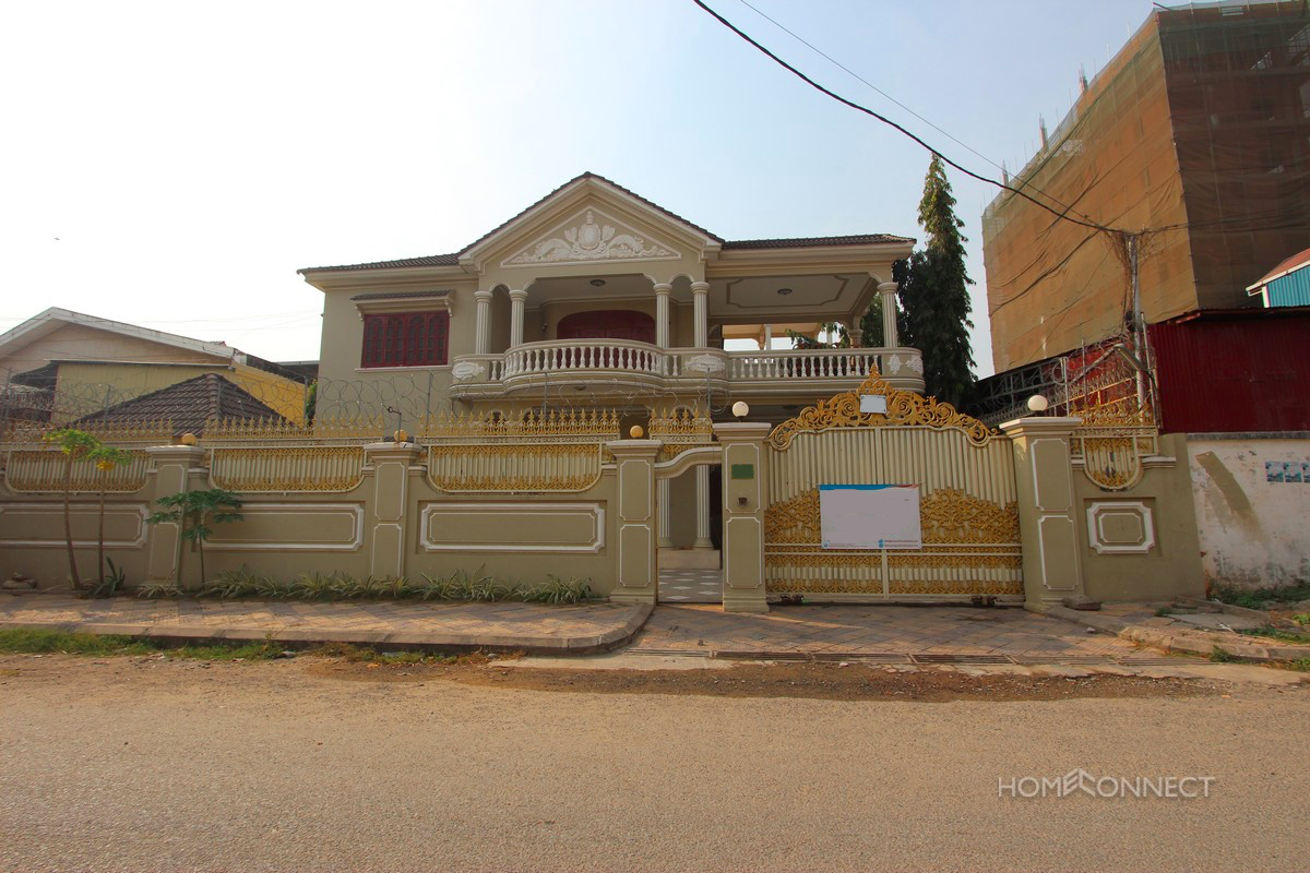 Large Villa on a Big Block for Sale in Toul Kork | Phnom Penh
