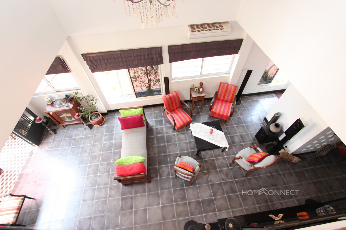Newly Renovated 3 Bedroom Apartment For Sale in Daun Penh | Phnom Penh