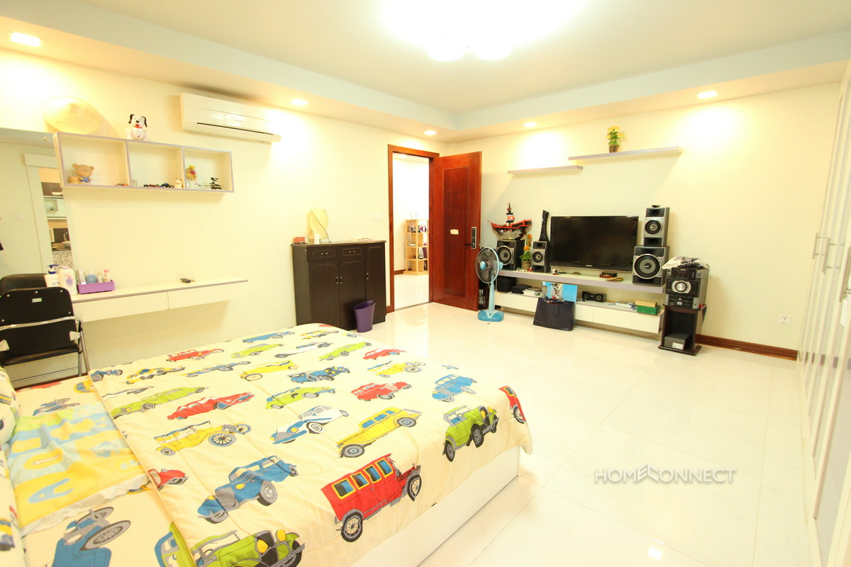 modern 6 bedroom villa for rent near aeon mall phnom penh