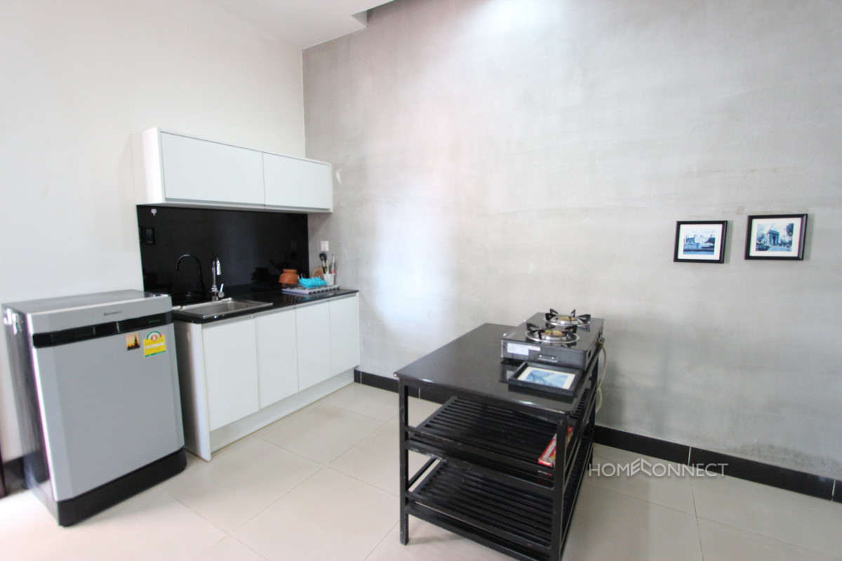 Centrally Located 1 Bedroom Apartment in the Heart of BKK1 | Phnom Penh