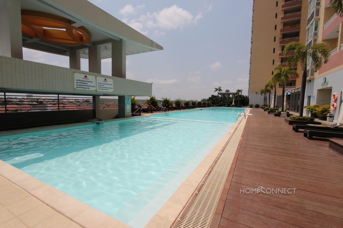 Modern 2 Bedroom Condominium in Tonle Bassac | Phnom Penh