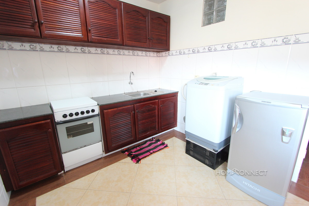 Affordable Central Apartment near the Olympic Stadium   Phnom Penh