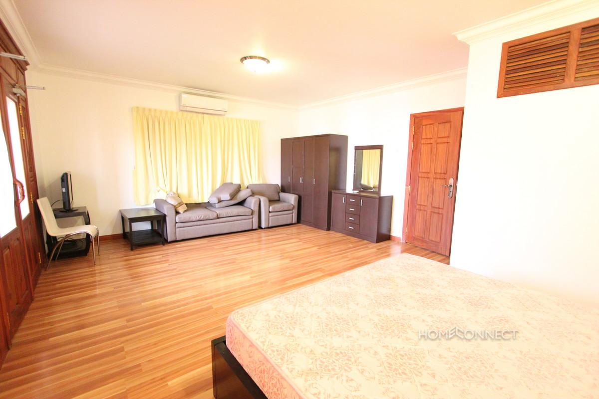 Large 2 Bedroom Apartment Near the Russian Market | Phnom Penh