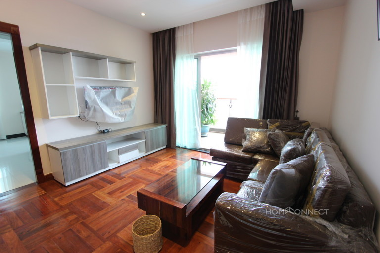 Brand New 1 Bedroom Serviced Apartment in BKK1   Phnom Penh