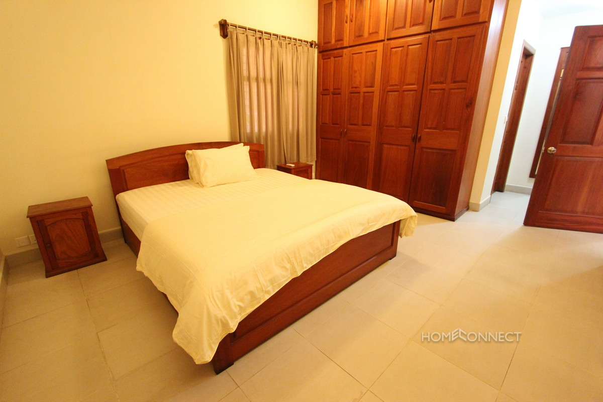 Comfortable 2 Bedroom Apartment in BKK1 | Phnom Penh Real Estate