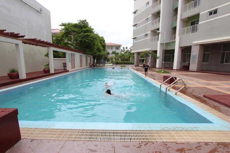 Modern Large 3 Bedroom Apartment in Sen Sok | Phnom Penh Real Estate