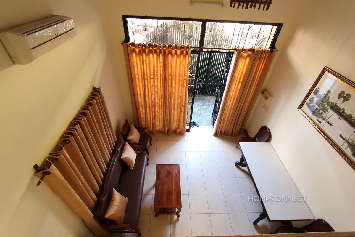 Well Maintained 3 Bedroom Apartment in Tonle Bassac | Phnom Penh Real Estate