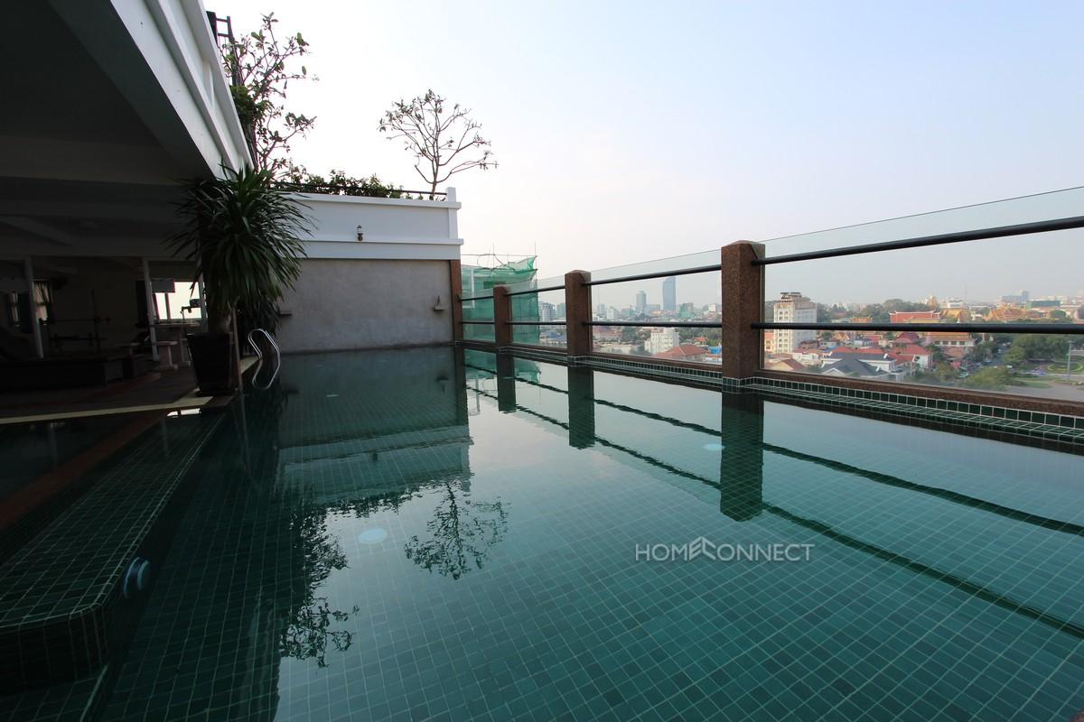 Modern 2 Bedroom Apartment Beside Independence Monument | Phnom Penh Real Estate