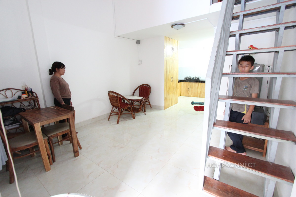 Newly Constructed Apartment on Norodom Boulevard | Phnom Penh Real Estate