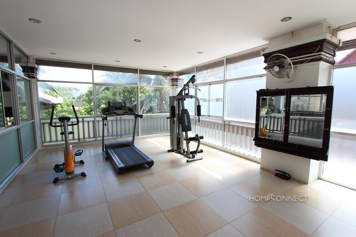 Comfortable 1 Bedroom Apartment in Boeung Tumpun | Phnom Penh Real Estate