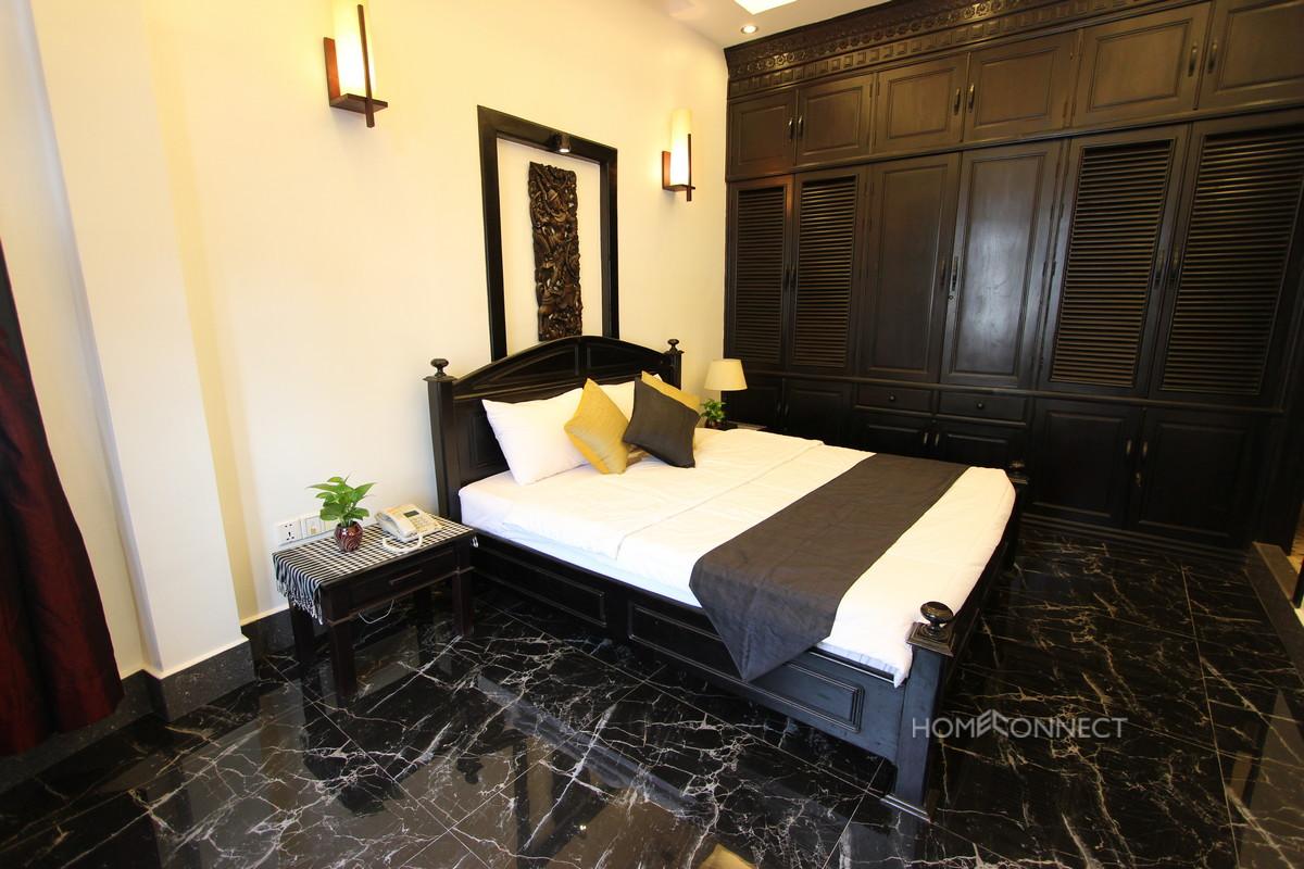 Quiet 2 Bedroom Apartment Near the Riverside | Phnom Penh Real Estate