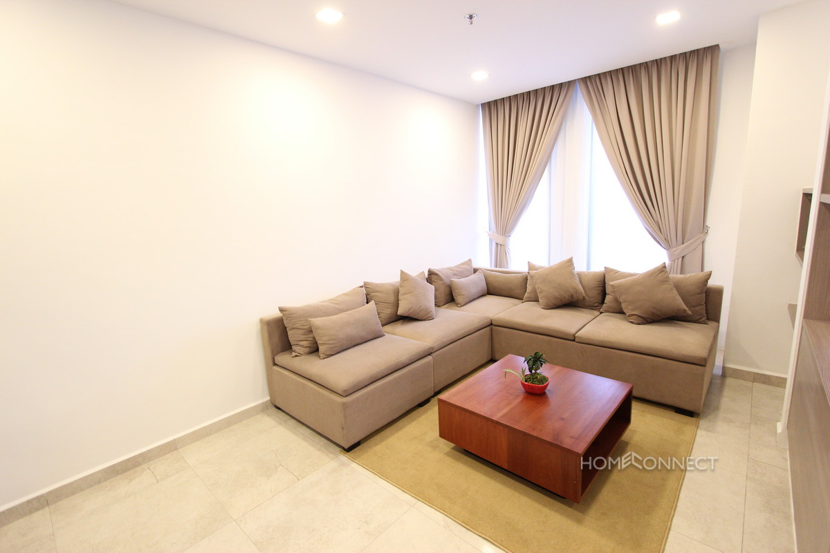 Luxurious 2 Bedroom Apartment in BKK1   Phnom Penh Real Estate