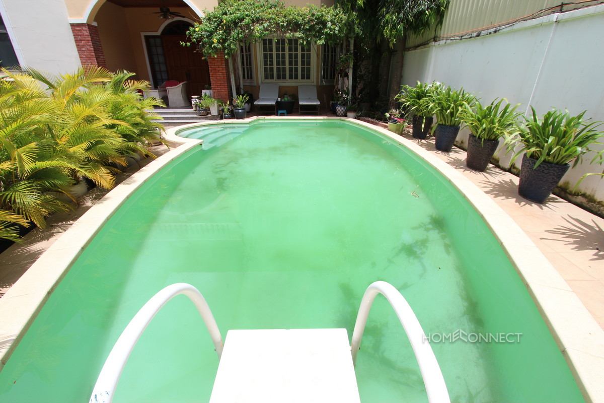 6 Bedroom Villa With Pool in Toul Kork | Phnom Penh Real Estate