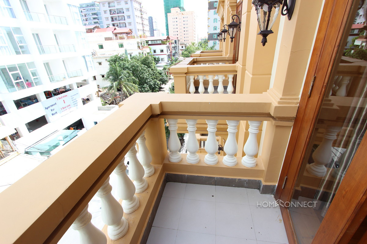 Renovated 3 Bedroom Apartment in BKK1 | Phnom Penh Real Estate