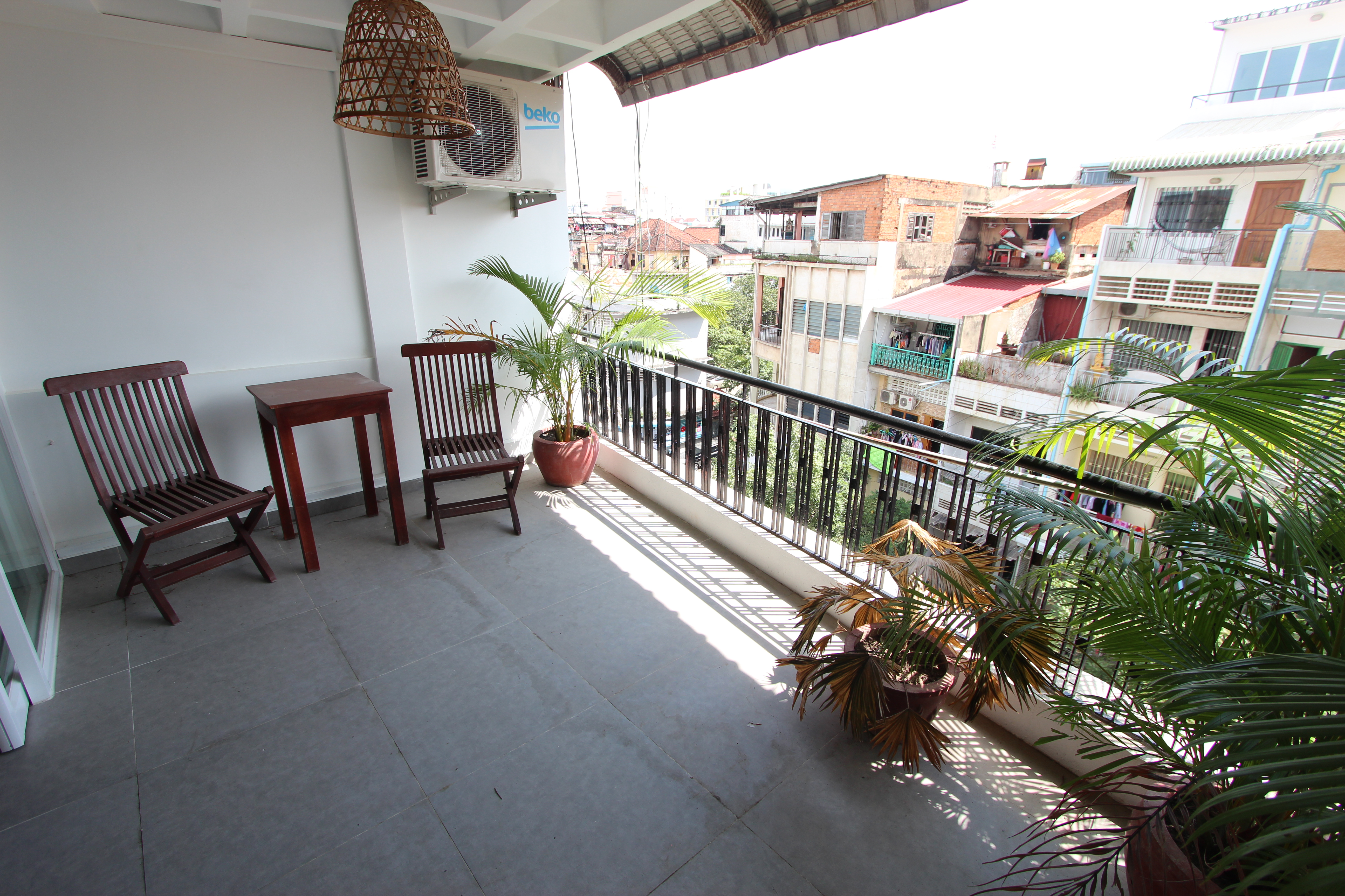 Newly Renovated 2 Bedroom Apartment In Daun Penh | Phnom Penh Real Estate