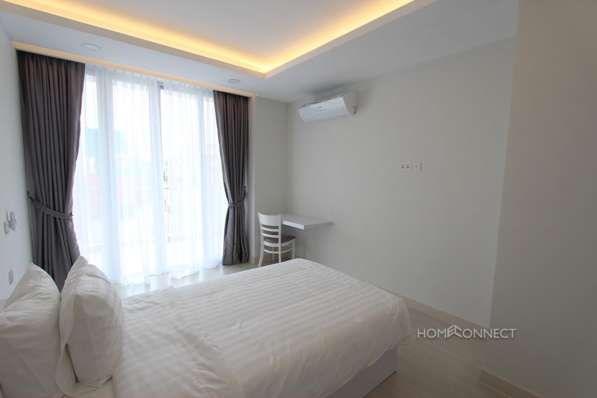 Modern Contemporary 2 Bedroom Apartment in BKK1 | Phnom Penh Real Estate