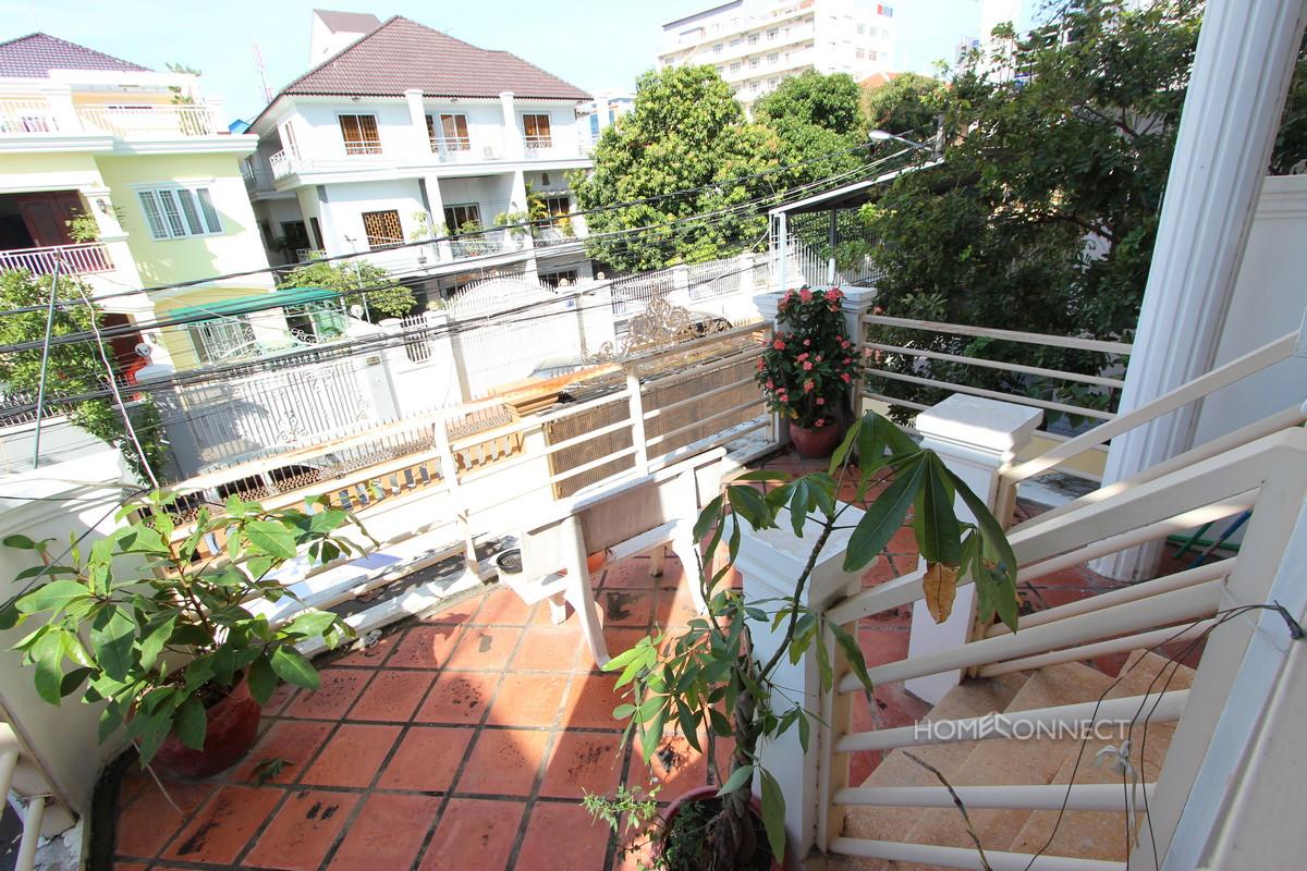 Large 3 Bedroom Apartment in BKK3 | Phnom Penh Real Estate