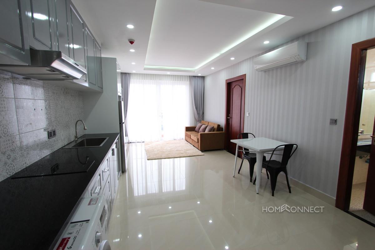 Modern 2 Bedroom Apartment For Rent Beside Olympic Stadium | Phnom Penh Real Estate