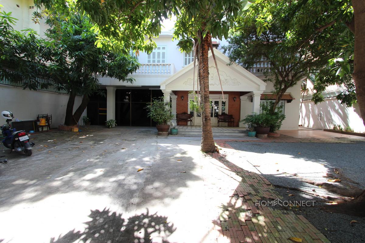 Comfortable 5 Bedroom Villa in Daun Penh | Phnom Penh Real Estate