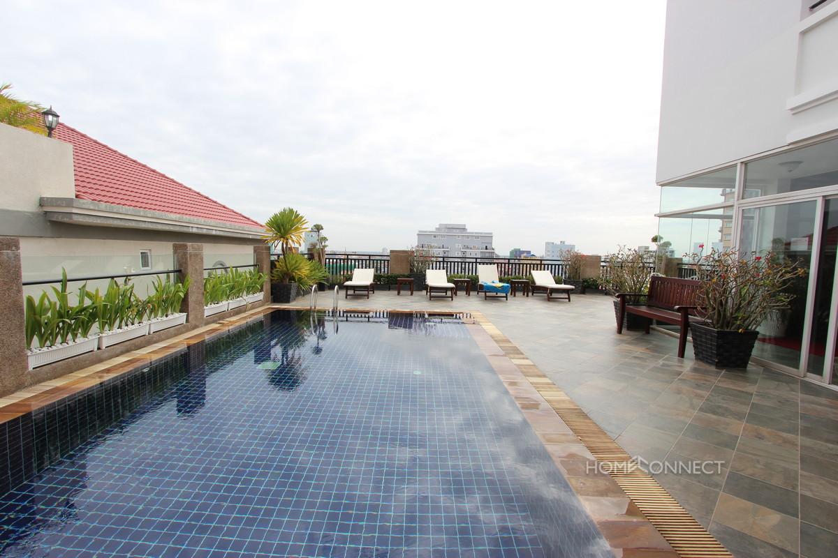Western Studio Apartment Near Russian Market | Phnom Penh Real Estate