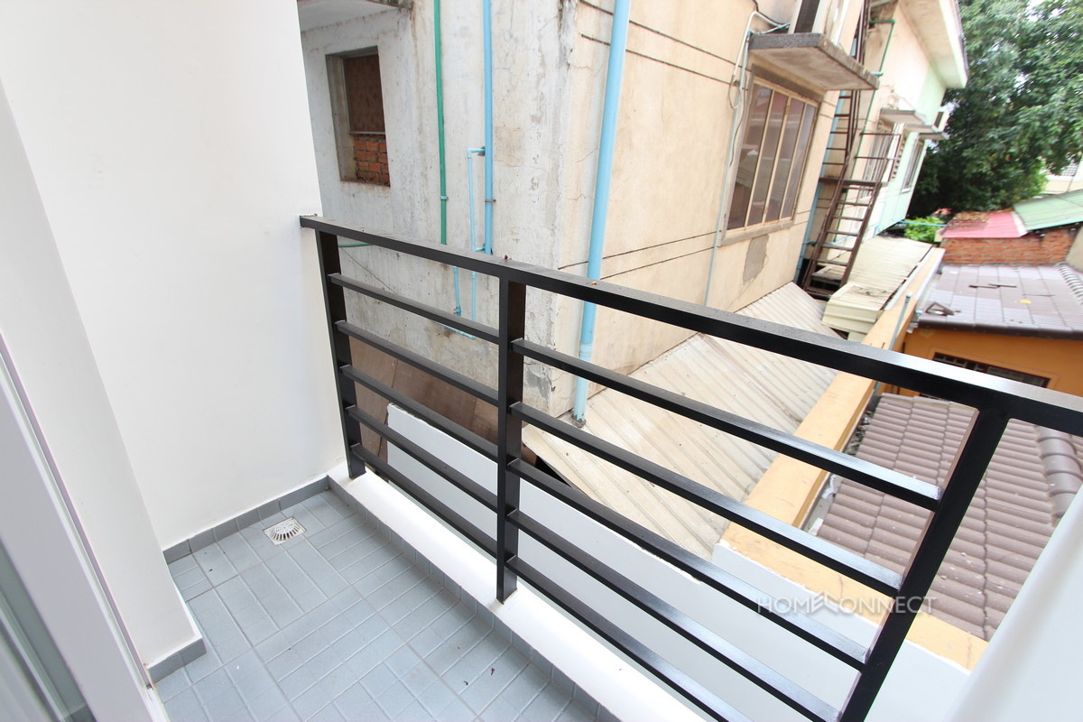 Newly Constructed Studio Apartment in BKK1 | Phnom Penh Real Estate