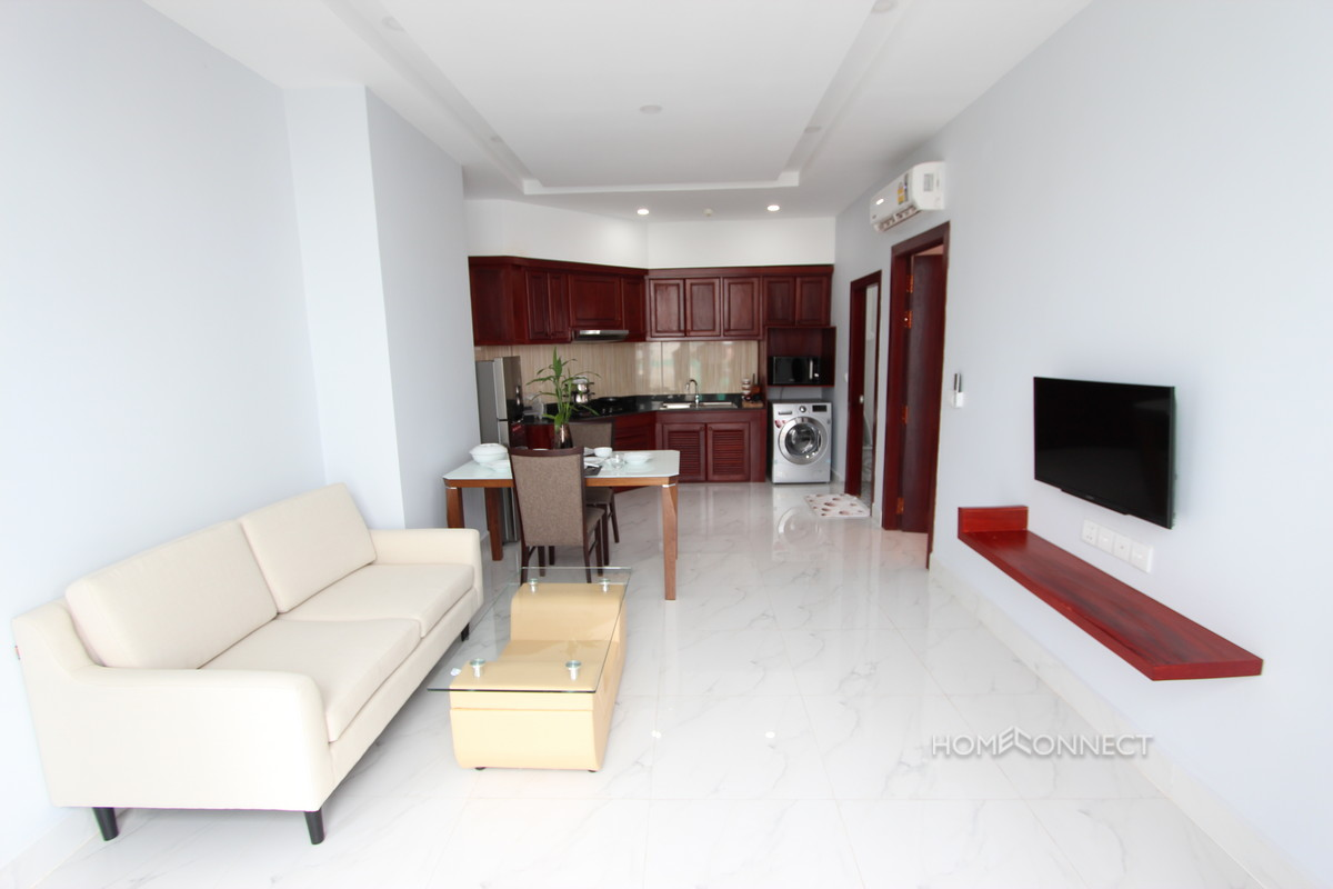 Modern One Bedroom Apartment In Central Bkk1 Phnom Penh