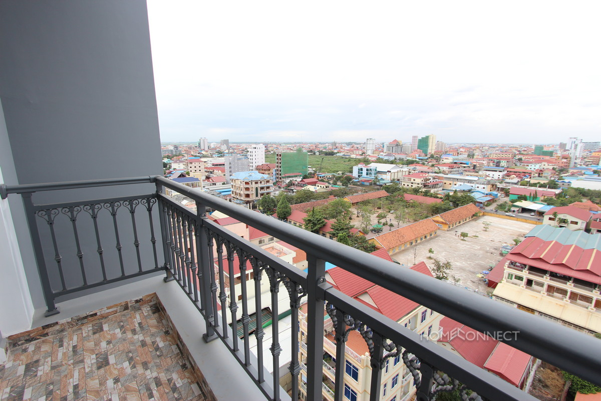 New 1 Bedroom Apartment Near the Russian Market | Phnom Penh Real Estate
