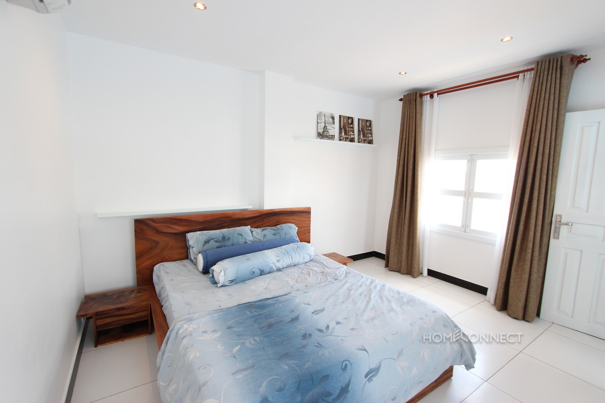 Colonial 2 Bedroom Apartment Near Riverside For Rent Phnom Penh Apartment