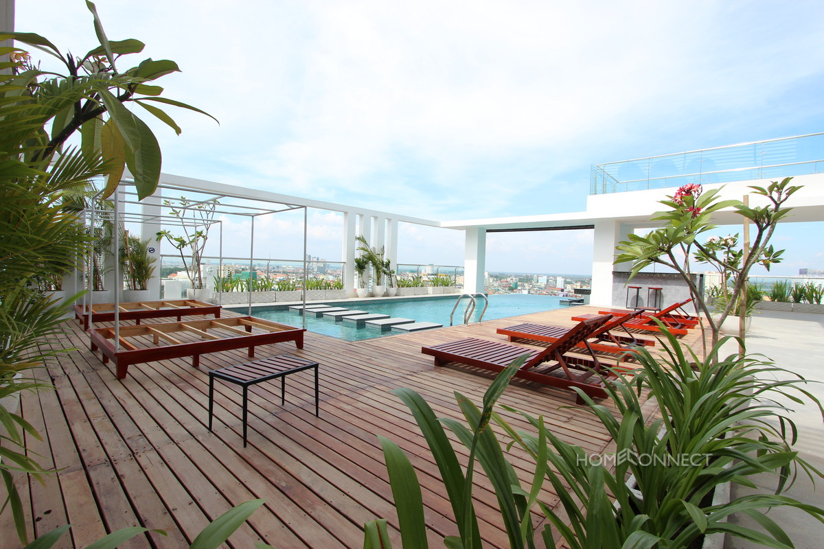 Modern 1 Bedroom Apartment Near Central Market | Phnom Penh Real Estate
