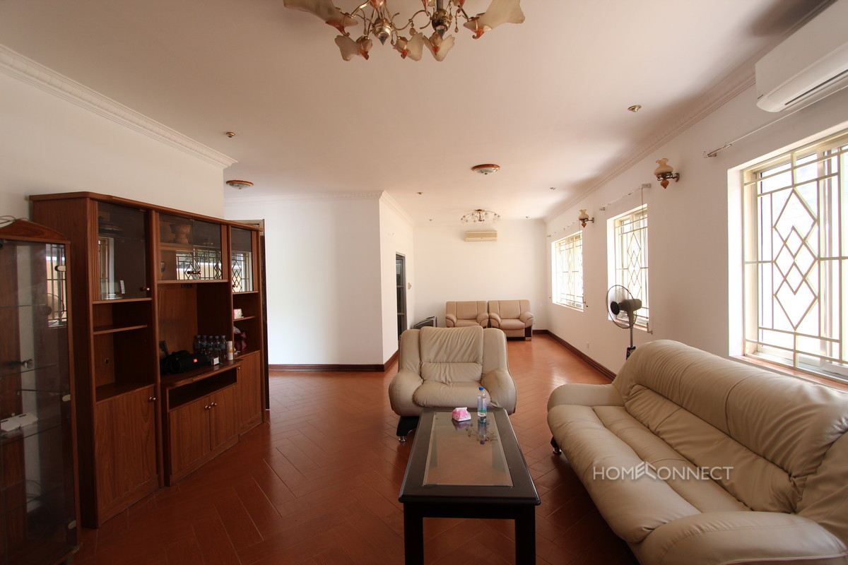 Secure Family Villa in Tonle Bassac|Phnom Penh Real Estate