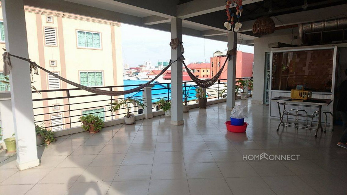 Budget Studio Apartment in Central Phnom Penh | Phnom Penh Real Estate