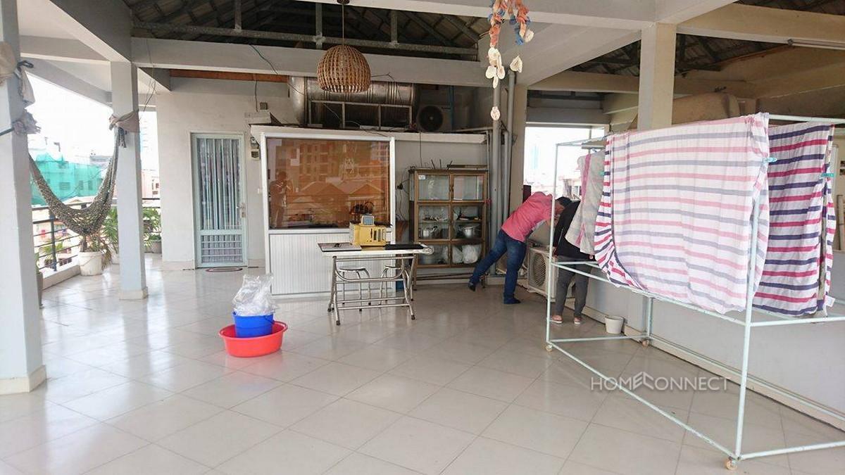 Budget Studio Apartment in Central Phnom Penh   Phnom Penh Real Estate