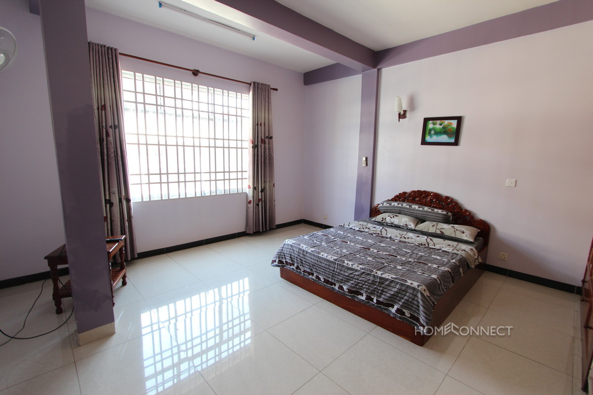 Pleasant and affordable 1 bedroom apartment in bkk2 for Affordable 2 bedroom apartments