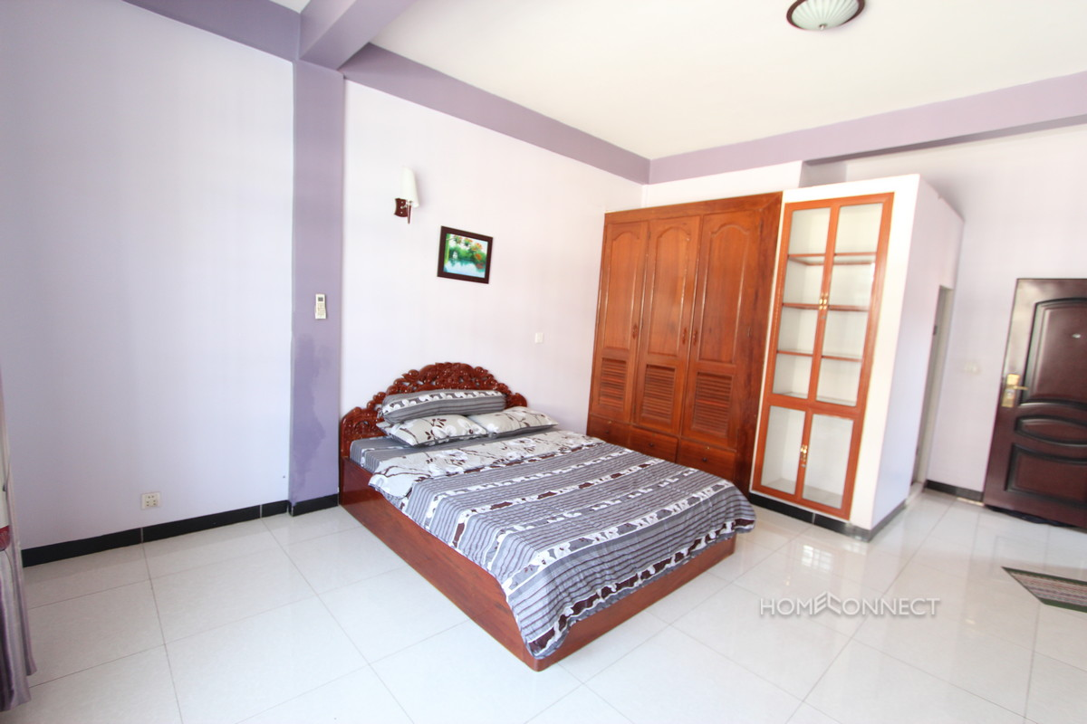 and affordable 1 bedroom apartment in bkk2 phnom penh apartments