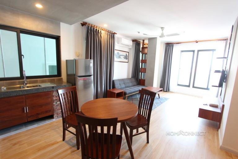 Modern Design 1 Bedroom Apartment Near Russian Market | Phnom Penh Real Estate