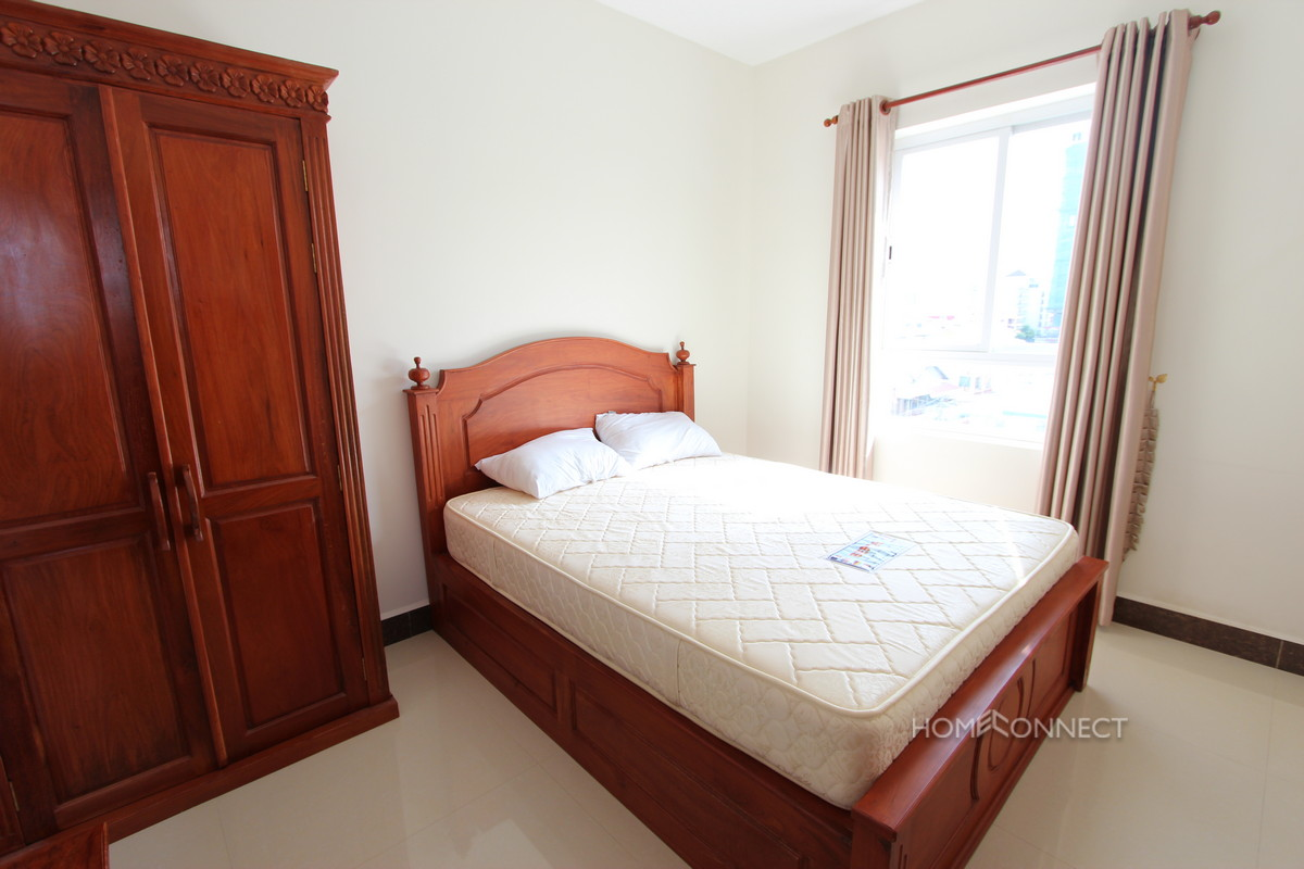 Western 2 Bedroom Apartment Close to Russian Market | Phnom Penh Real Estate