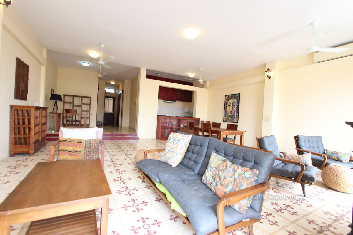 Colonial 2 Bedroom Apartment For Sale Near Riverside | Phnom Penh Real Estate