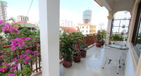 Big Balcony 2 Bedroom Apartment For Rent in BKK1 | Phnom Penh Real Estate