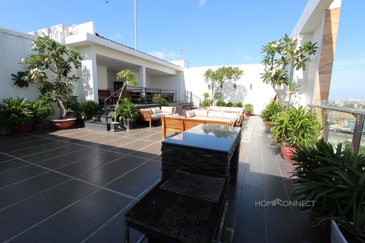 Contemporary 3 Bedroom Apartment in Chroy Chongva | Phnom Penh Real Estate