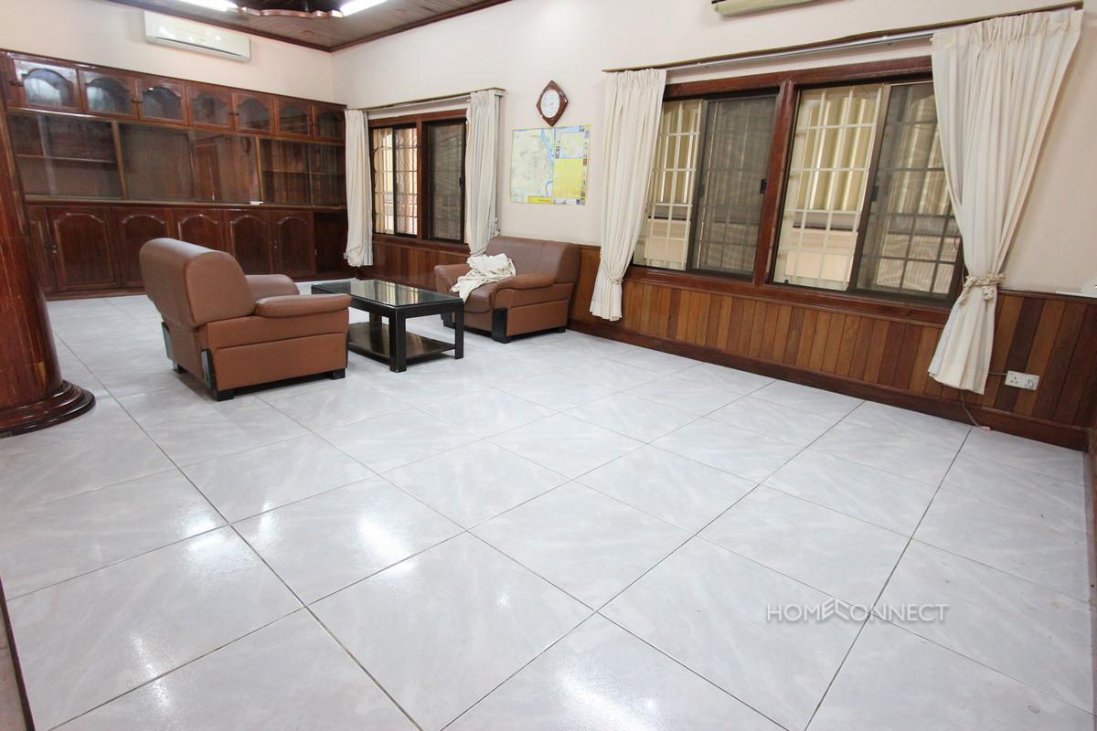 Large 7 Bedroom 5 Bathroom Villa in the Heart of BKK1 | Phnom Penh Real Estate