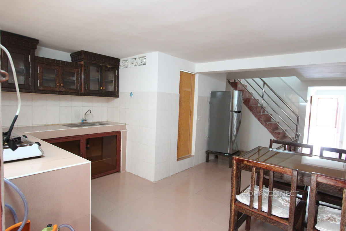 Budget 3 Bedroom 3 Bathroom Apartment in BKK3   Phnom Penh Real Estate