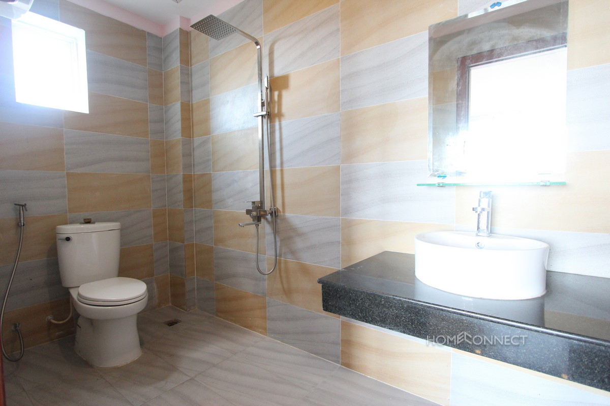 Brand New Modern 2 Bedroom 2 Bathroom Apartment Near Russian Market   Phnom Penh Real Estate