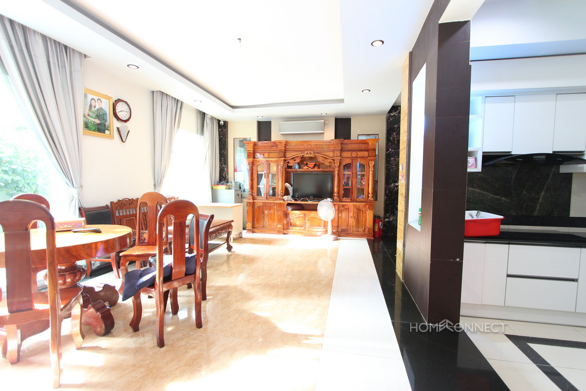 Huge 8 Bedroom 9 Bathroom Villa for Rent in Boung Tumpoung | Phnom Penh Real Estate
