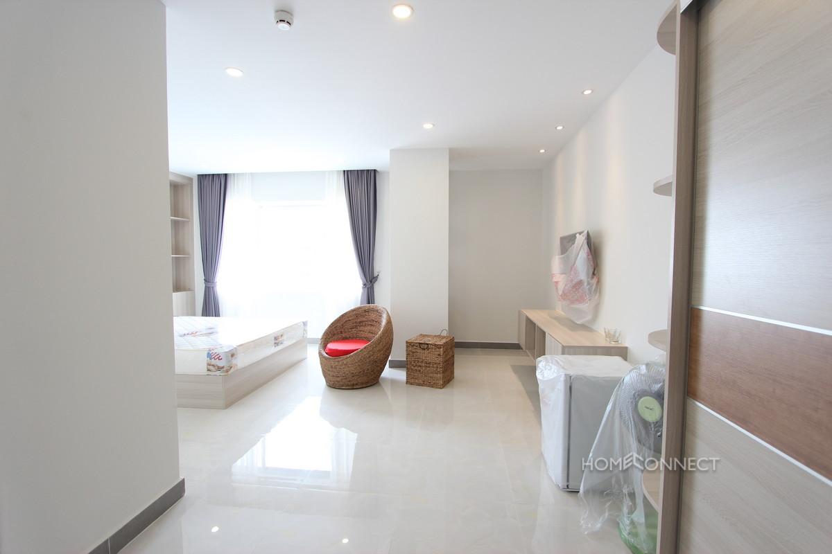 Modern Studio Apartment near Russian Market   Real Estate Phnom Penh