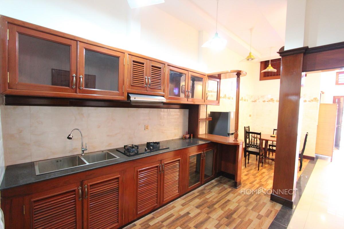 Budget 2 Bedroom 2 Bathroom Apartment in BKK3   Phnom Penh Real Estate